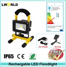 portable led floodlight 20w 10W rechargeable LED emergency lantern(China (Mainland))