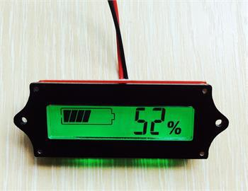 Battery Capacity 12V Tester Indicator For Lead-acid Lithium LiPo LCD Brand New(China (Mainland))