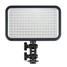 Godox Video Lamp Light 170LED Lamp Light For Canon Nikon Pentax DSLR Digital Camera Camcorder 5500-6500K 2700LM 10W Studio Light