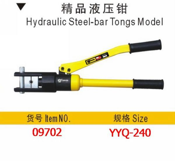 SunRed taiwan made excellent quality steel aluminum crimp size 16-240mm 16T 22mm max route hydraulic crimping plier NO.09702(China (Mainland))