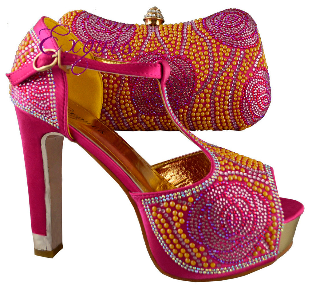Aliexpress Buy Hot Selling Specialty Italy Matching Shoes And Bag With Stonewedding Shoes