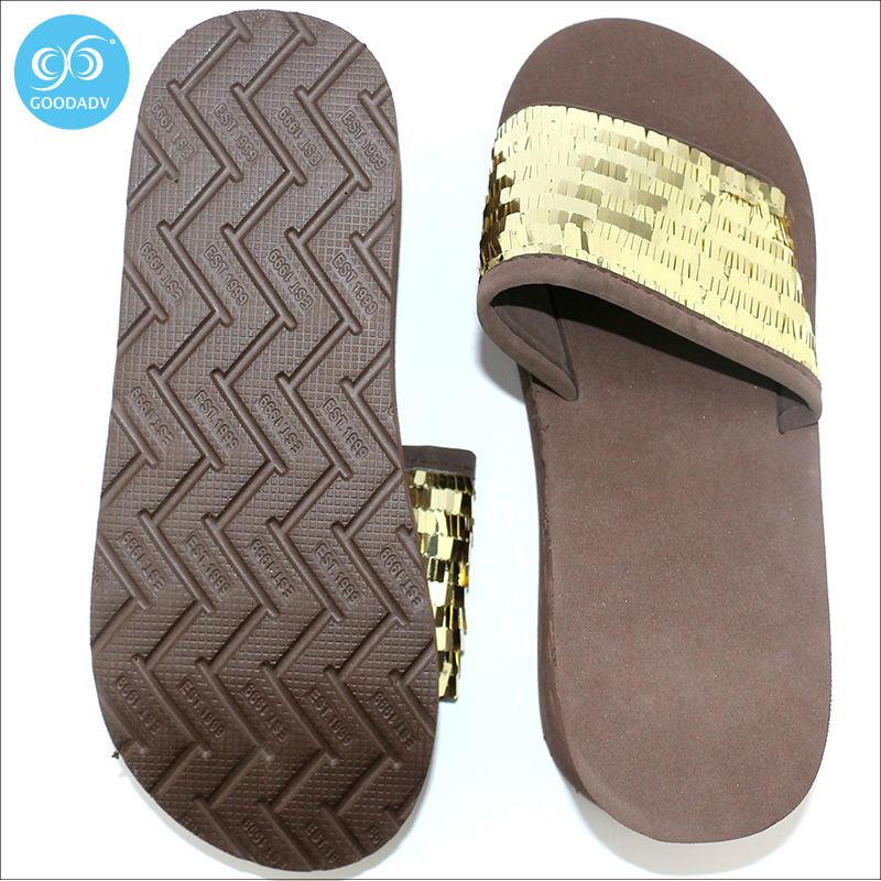 welcome to order Anti-skid Wedge Platform Elastic Band EVA Sandals leisure Flip Flops Slippers Summer Woman High Heel Shoe(China (Mainland))