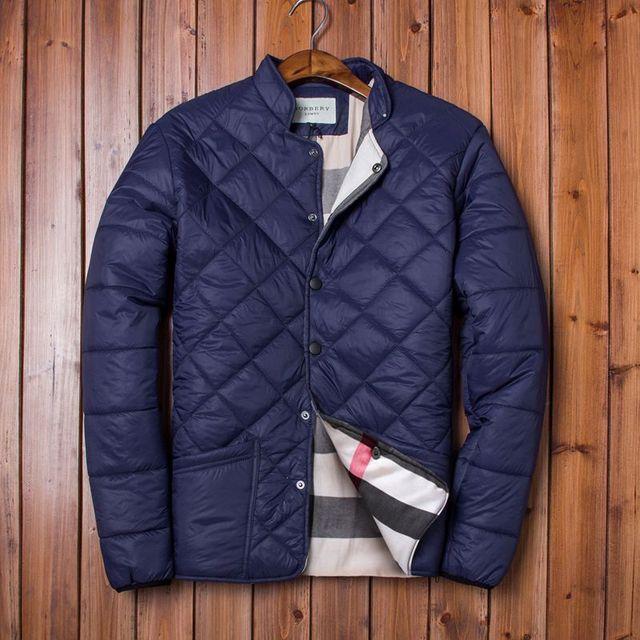 Зимняя куртка мужчины 2016 мужская мода теплый мягкий куртка мужская хлопок парки ...