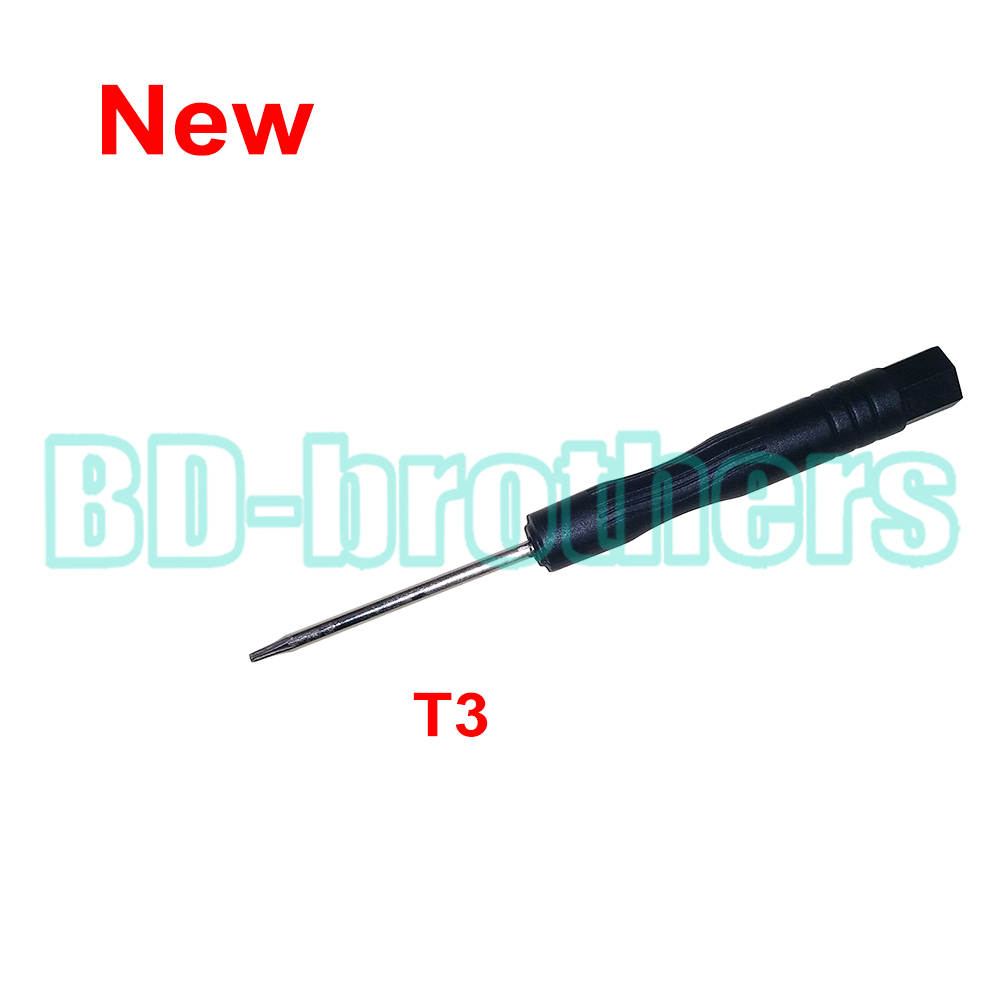 New Stype Black T3 Screwdriver Torx Screw Drivers Open Tool for Hard Disk Circuit Board Phone Opening Repair 3000pcs/lot<br><br>Aliexpress