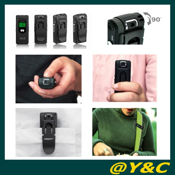 4GB professional voice recorder mini video camcorder mini DVR with rolating camera<br><br>Aliexpress