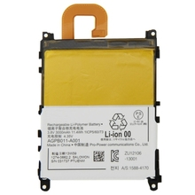 New Original Genuine LIS1525ERPC For SONY Xperia Z1 L39H C6903 L39T L39U C6902 3000mAh L39H 3.8V Li-Ion Battery Batterie