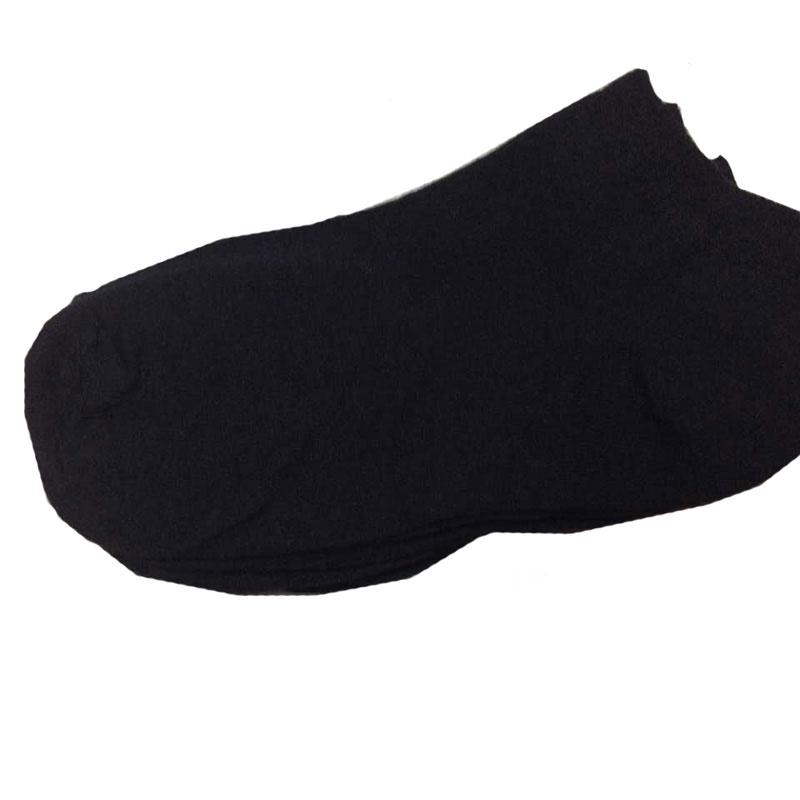 14pairs 3d White Black Slippers Socks Sports Slipper Socks Short Men Pure Color Football Soccer Socks Invisible For Men A Set Of(China (Mainland))