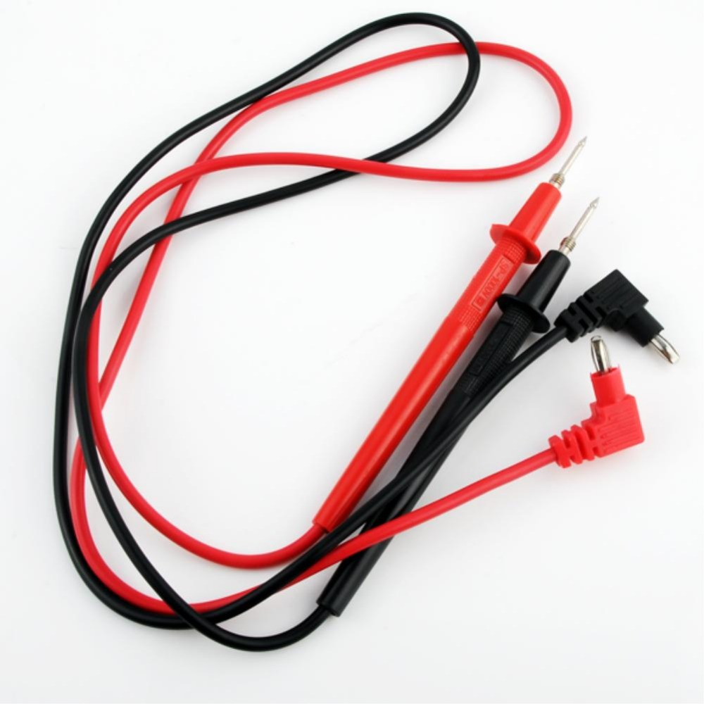EN0350 1 Pair Universal Multimeter Multi Meter Test Lead Probe Wire Pen Cable Rod(China (Mainland))