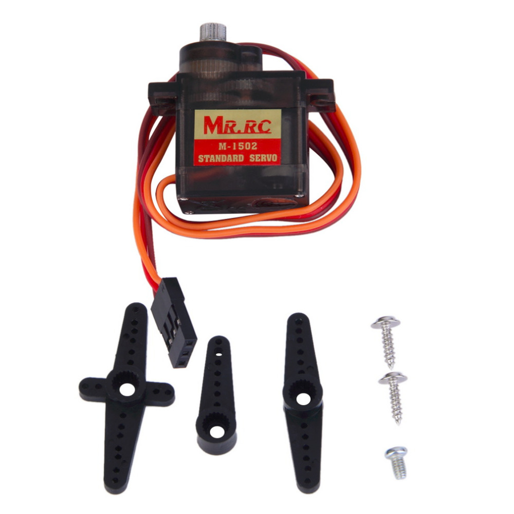 9g Digital Micro Servo Motor Metal Gear For RC Helicopter Car Airplane New Hot!(China (Mainland))