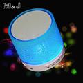 Hot Sell M J New LED MINI Wireless Bluetooth Speaker TF USB Portable Music Sound Box