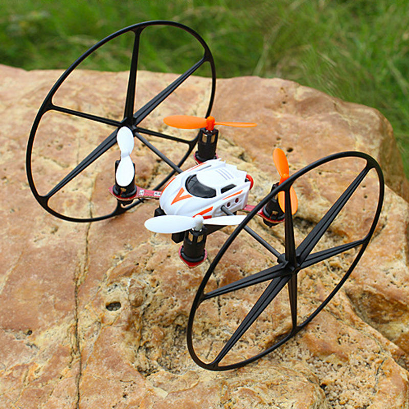 RC Quadcopter NH-002 6 Axis 4CH 3 In 1 Flying Running Climbing Mini Drone 2.4GHz Remote Control RC Plane