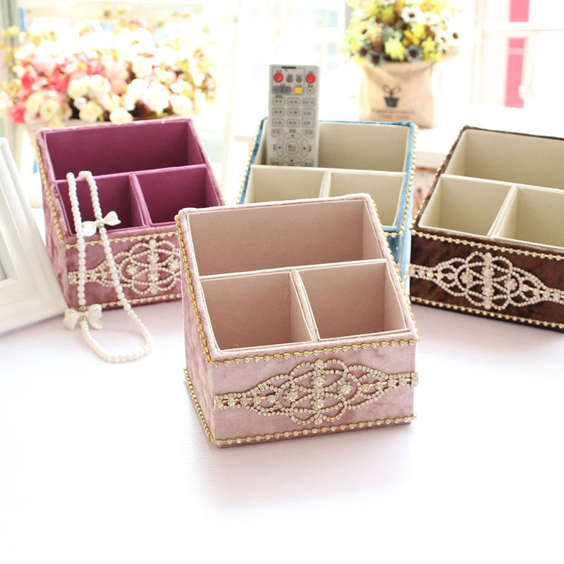Decorative Boxes How To Make : Buy wholesale decorative cardboard storage boxes