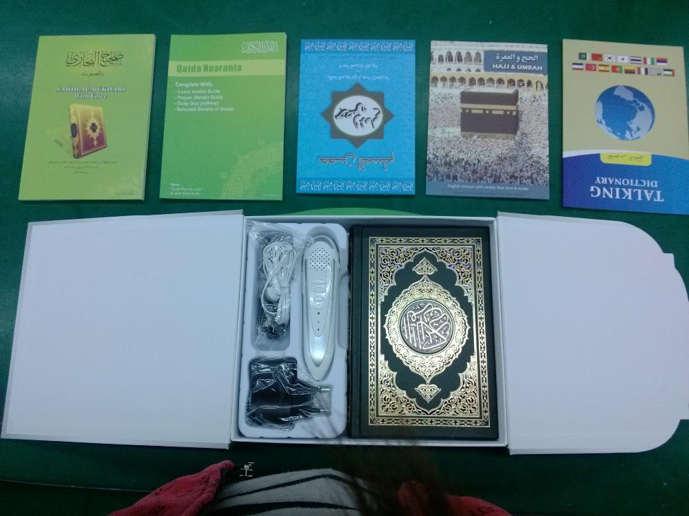 8gb PQ15 digtal quran read pen quran pen reader word by word quran reading pen best islamic gifts free ship by DHL fedex(China (Mainland))