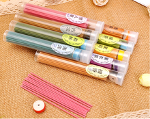 A box of 60 Sticks incense Aromatherapy  fragrance  spices  Fresh Air Natural Aroma  indoor spices Sandalwood clean air(China (Mainland))