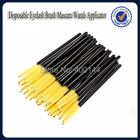 Free Shipping! Latest products in market,Disposable Mascara Applicator Wand,One-Off Eyelash Brush Curls Eyelash Cock Eyelash(China (Mainland))
