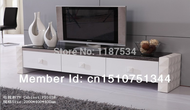 Woonkamer Kast Hoogglans Wit : In Living Room TV Stand White