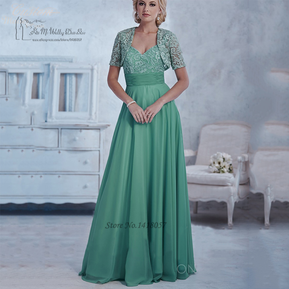 Perfect Emerald Green Mother Of The Bride Dresses Illustration ...