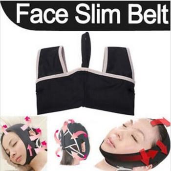 1pcs Hot 3D Chin Uplift Sharp Slim Slimming Shaping Cheek Scalp Face Belt Anti Wrinkle Sagging Mask Wholesale Free shipping#1909