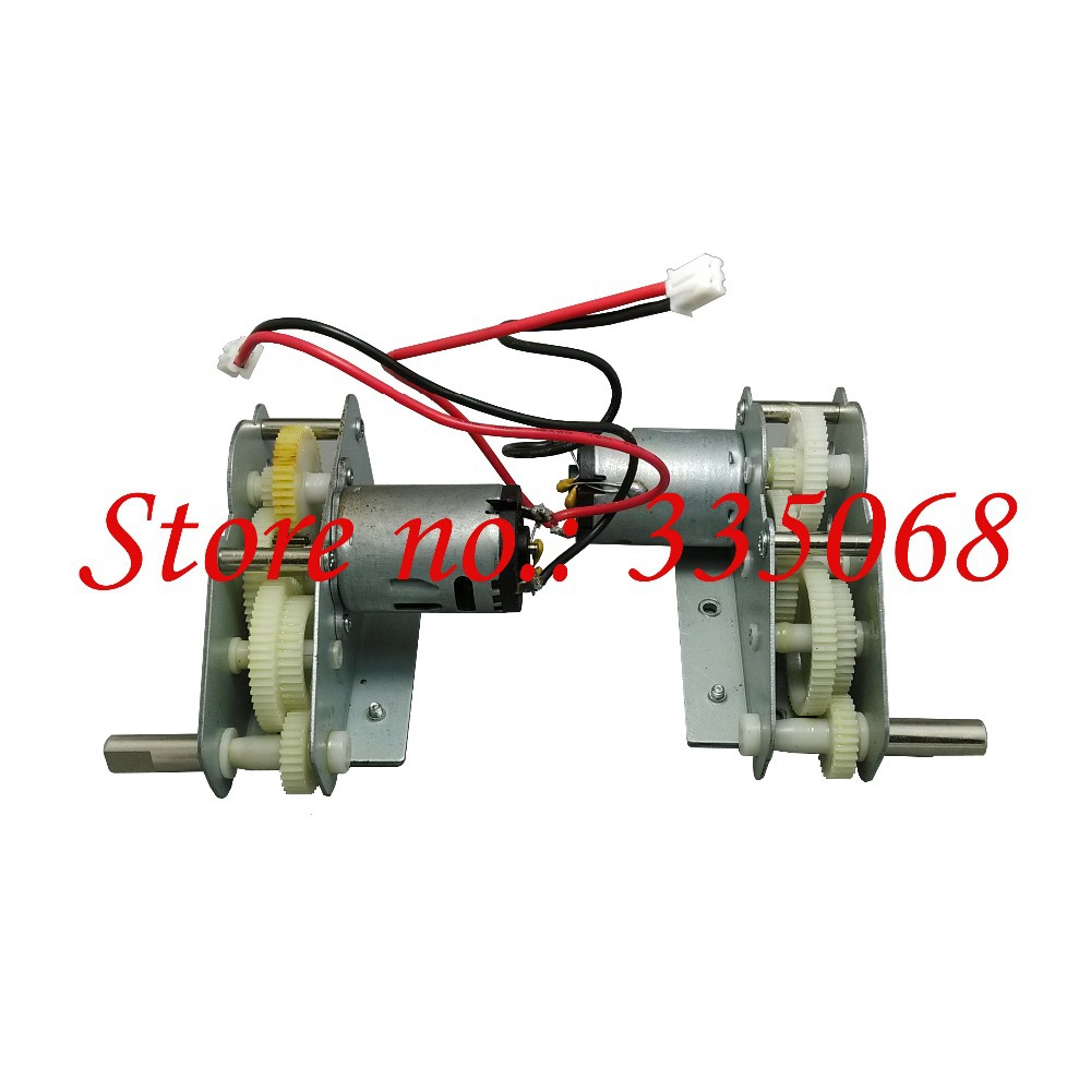HENG LONG 3819/3819-1 RC tank German panther 1/16 spare part No.19-020 Driving gearbox plastic gear middle+low motor - Heng Long's store 13715861908