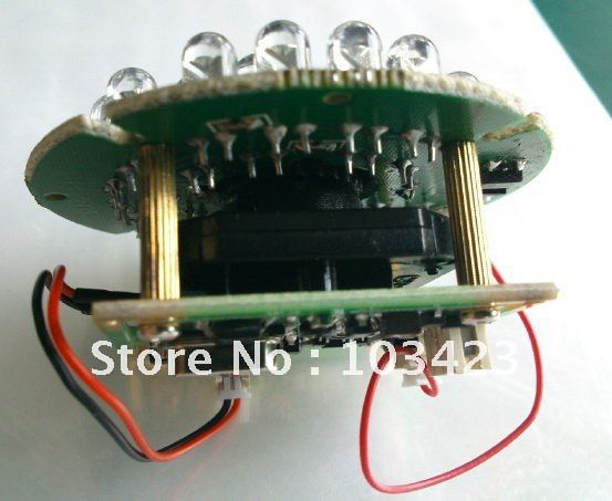 Camera Module of CMOS board+IR Cutter+IR Board+3.6mm Len