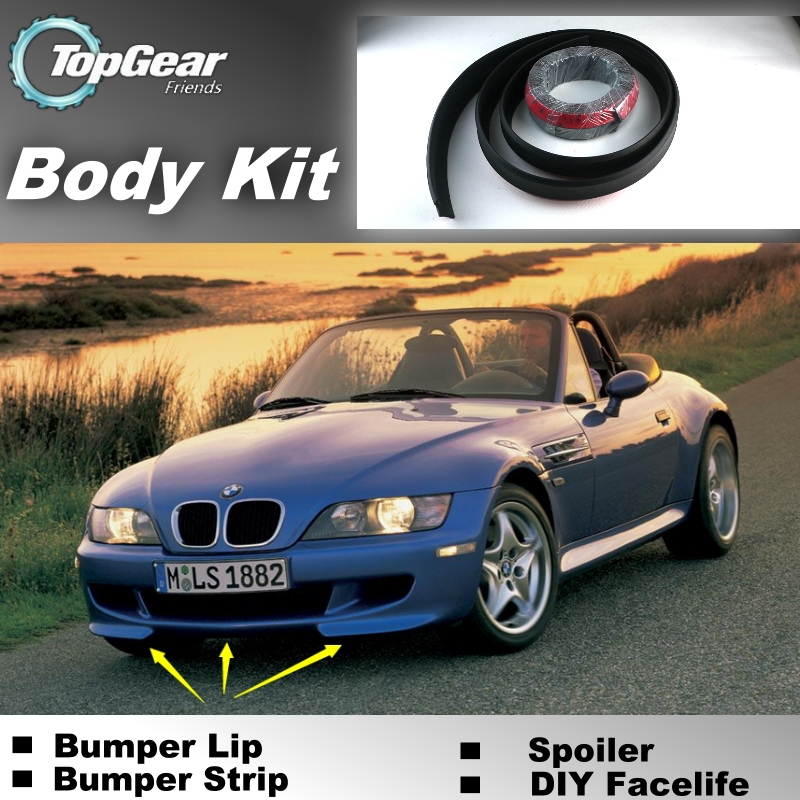 Bmw Z3 Top Speed: Bumper-Lip-Lips-For-BMW-Z3-E37-E36-7-1995-2002-Top-Gear