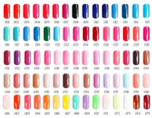 6pcs VEN Modern color Nail Gel 15ml 233 colors for choice Feifan