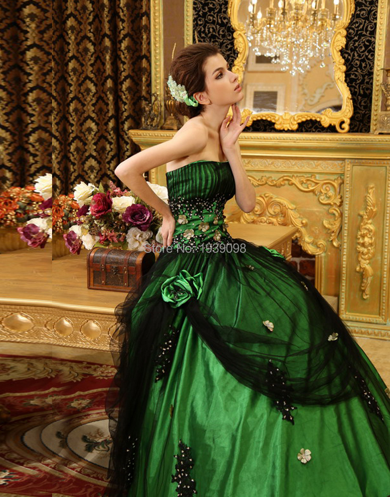 Green Masquerade Ball Gowns – Fashion dresses