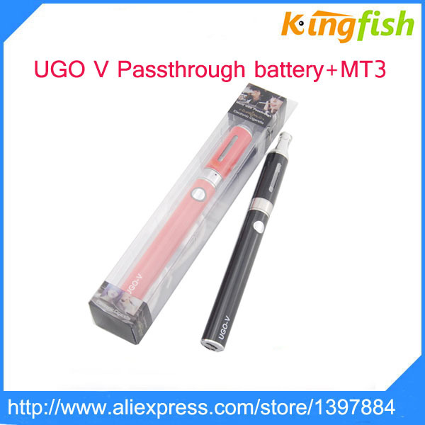 10PCS UGO V battery South Korea New Hot Electronic Cigarette battery MT3 evod mini micro usb passthrough ugo-v ego battery<br><br>Aliexpress