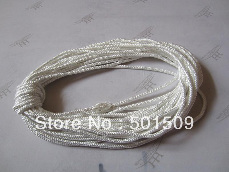 mooring line anchor line Anchor rope for inflatable boat marine strengthed rope 6mm dia. 10meter(China (Mainland))