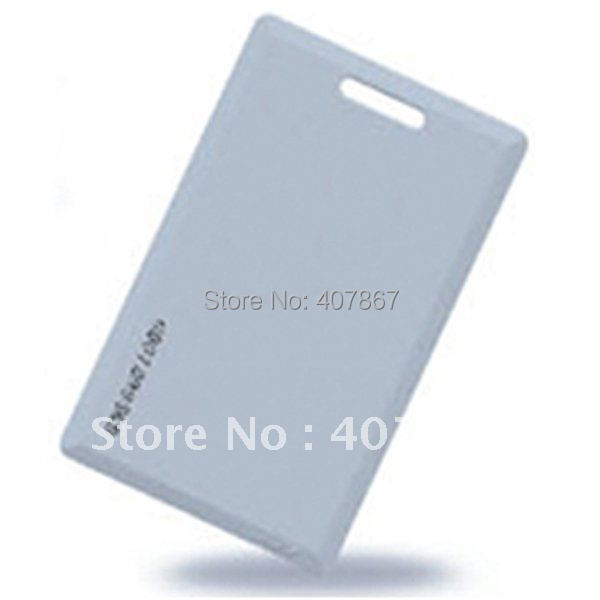 EM/ID Thick Card Access Control System card RFID Card(China (Mainland))