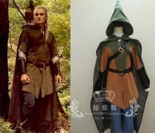 2016 The Hobbit Cosplay Prince Legolas Cosplay Costume