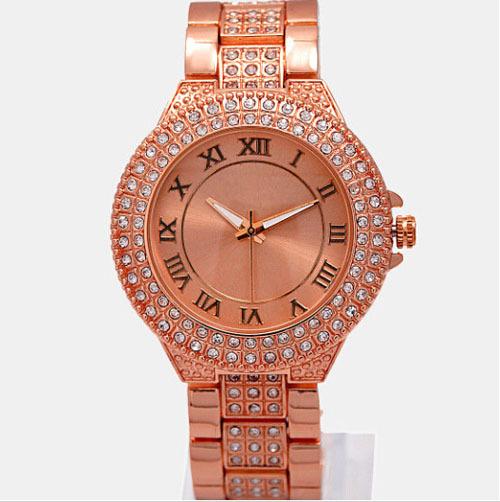 2015 Women's Fashion Designer Brand Luxury Watches Women ...
