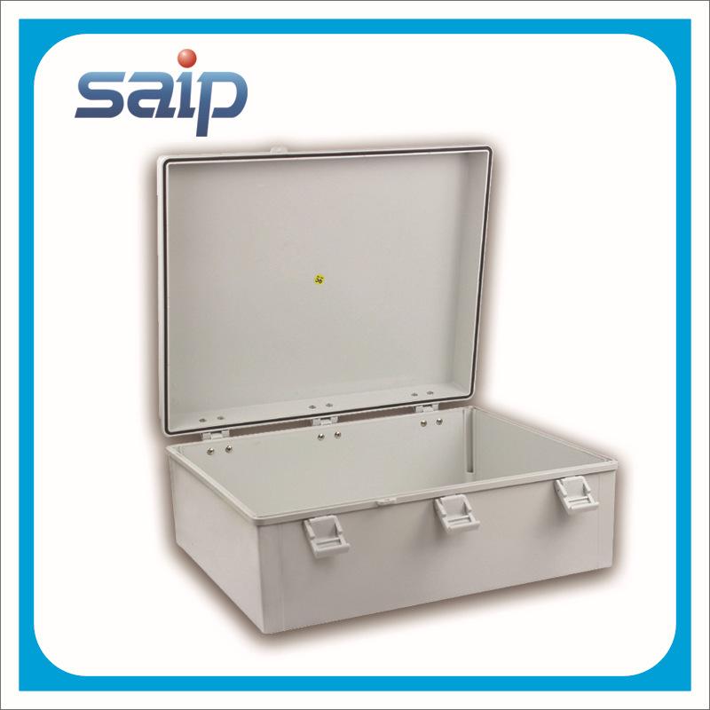 Manufacturers selling 600*400*220 hinge type waterproof box plastic box meter box buckle anti tank<br><br>Aliexpress