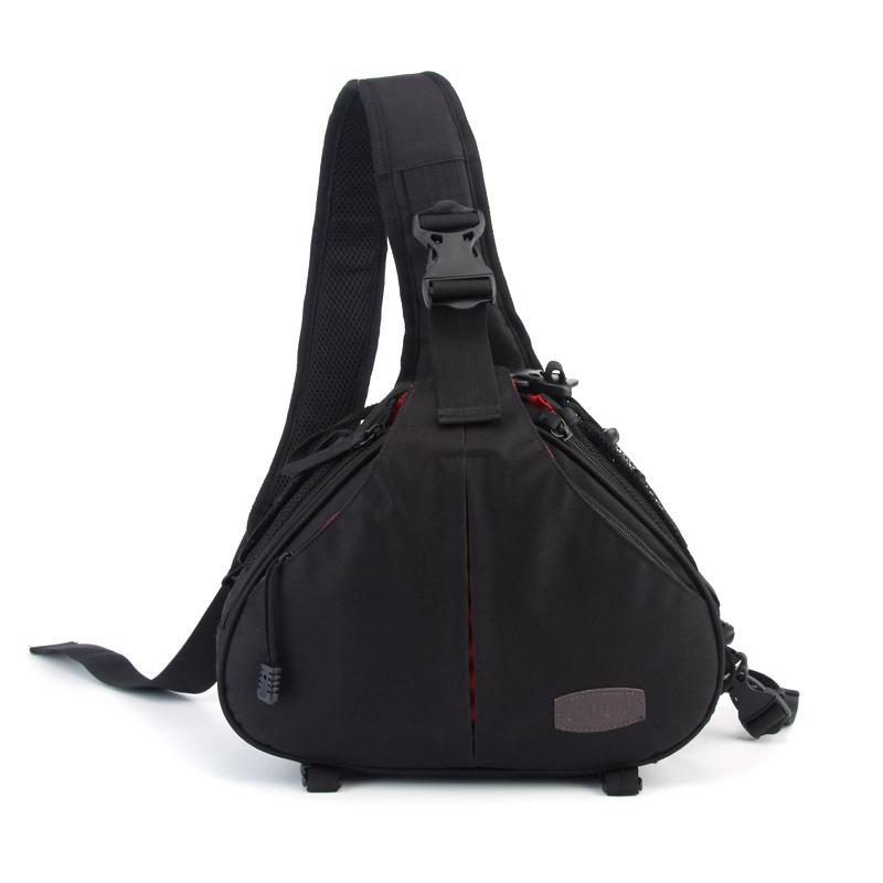 Clearance Sale US STOCK Caden K1 Waterproof Fashion Casual DSLR Camera Bag Case Messenger Shoulder Bag for Canon Nikon Sony(China (Mainland))