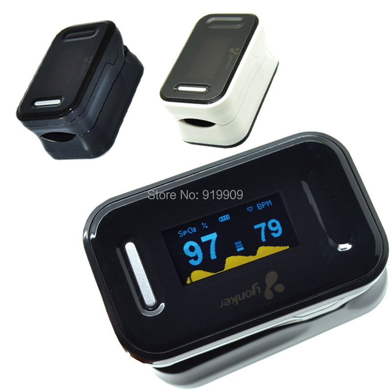 NEW SH-D2 CE OLED Portable Finger Pulse Oximeter Health care Blood Oxygen SpO2 PR Saturation Fingertip Oximetro Monitor(China (Mainland))