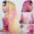 Free shipping Lady Women Tartan Grid Pashminas Reversible Shawl Scarf c1