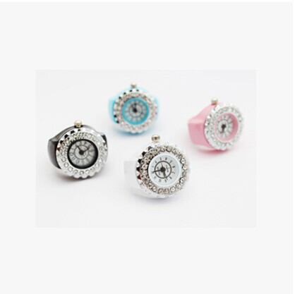 061232 The new fashion table top design many color ring Female money accessories free shipping(China (Mainland))