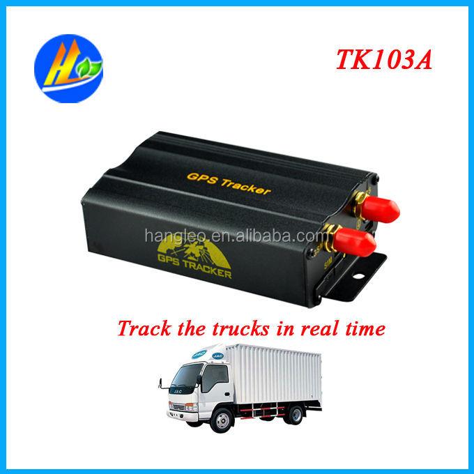 Free shipping gps car tracker,car gps tracker TK103A(China (Mainland))
