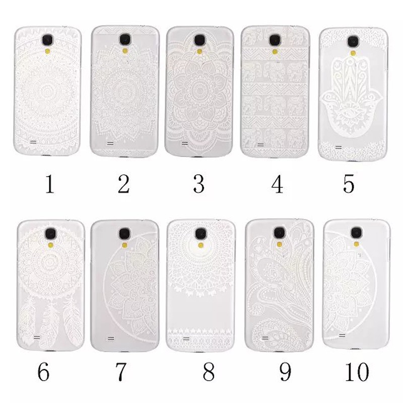 S4 Hard plastic Smile Case For Samsung Galaxy S4 SIV I9500 5.0″ Back Skin Cover Cell Phone Protect ShockProof Bag