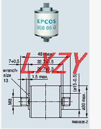 Discharge fuse T20-A230X, B88069X8710C203, mine management 3R230V