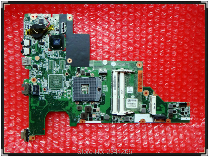 646177-001 for HP 2000 Laptop motherboard COMPAQ CQ43 CQ57 NOTEBOOK HM65 GMA HD DDR3 100% test(China (Mainland))