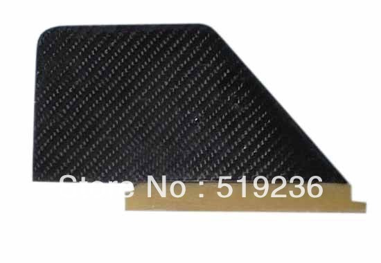 carbon fin