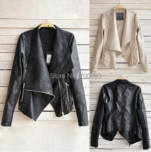 Женская куртка New brand s/xxxxl 2015 Feminino Jaqueta couro 380# женская куртка brand new 2015 3 s xxl sv009976