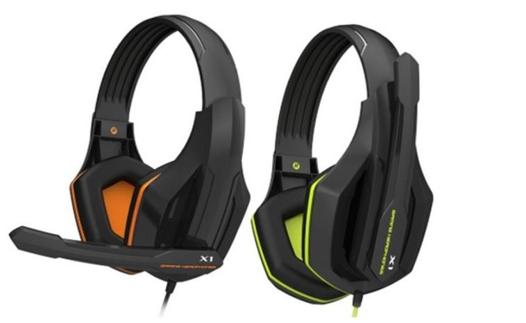 Hot stereo Headphone 3.5mm Advanced multimedia stereo headset gaming headsets headset X1(China (Mainland))