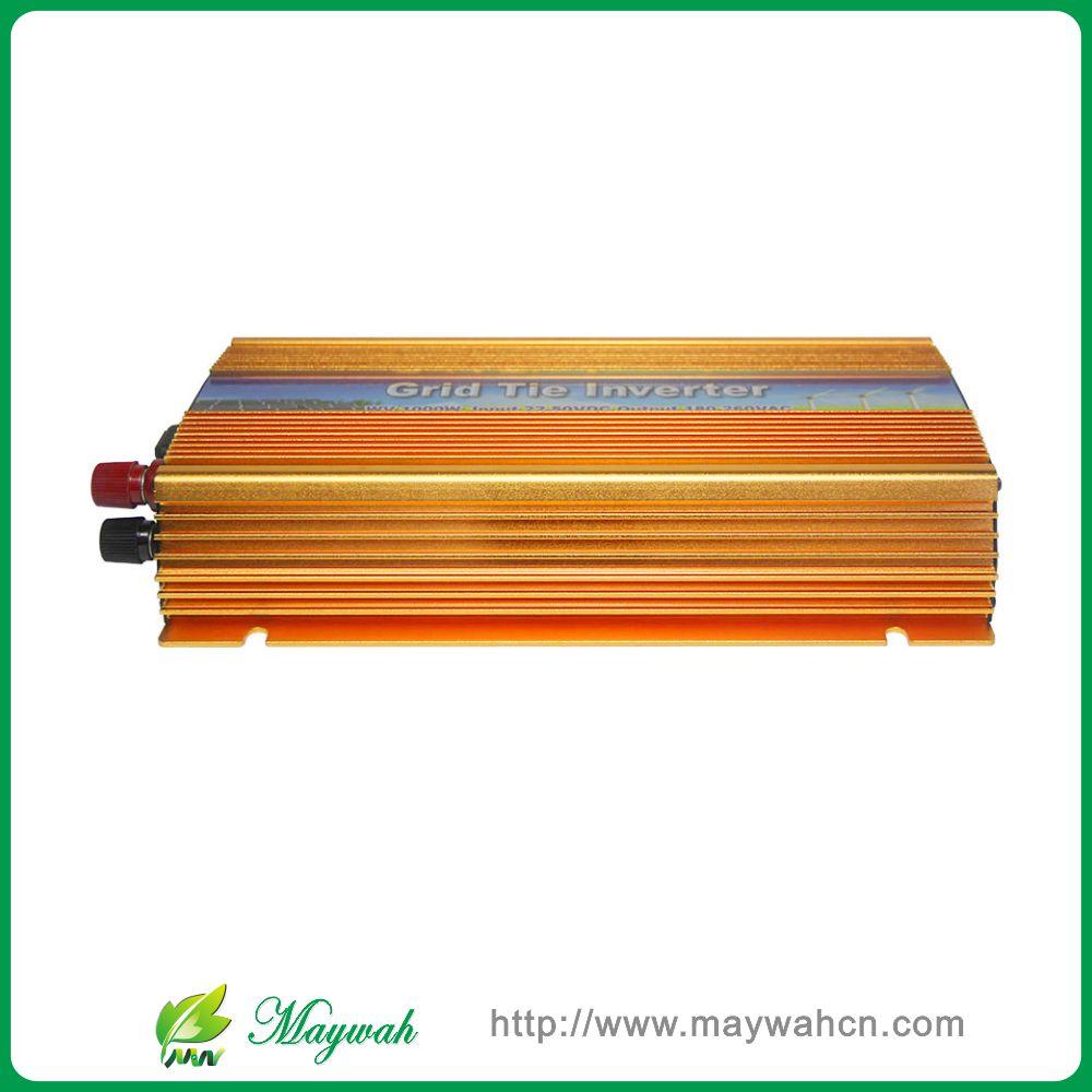 10.5-30VDC 1000W solar grid tie inverter with MPPT PV on Grid Inverter, Output 180-260V.50hz/60hz, For Alternative Energy(China (Mainland))