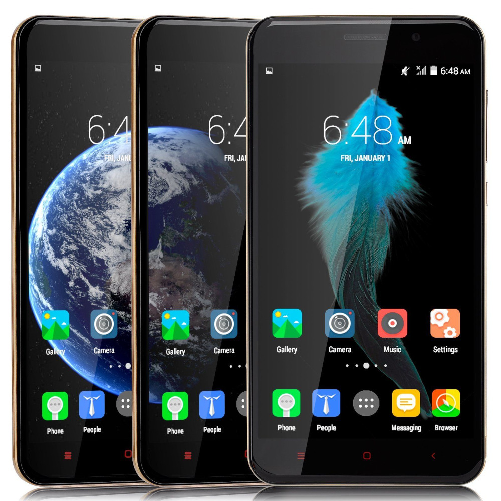 """XGODY 5.5"""" Android 4.4.2 For AT&T Straight Talk T-mobile Dual SIM GSM 3G Android Mobile Smart Cell Phone 512MB 4GB(China (Mainland))"""