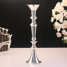 Fashion quality 1054 metal vase fashion home decoration silver plated decoration crafts(China (Mainland))