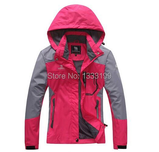 New Arrival Softshell Hiking Jackets Women,Ski Climbing Camping Windstopper Clothing Windproof Waterproof Plus Size M-3XL J010