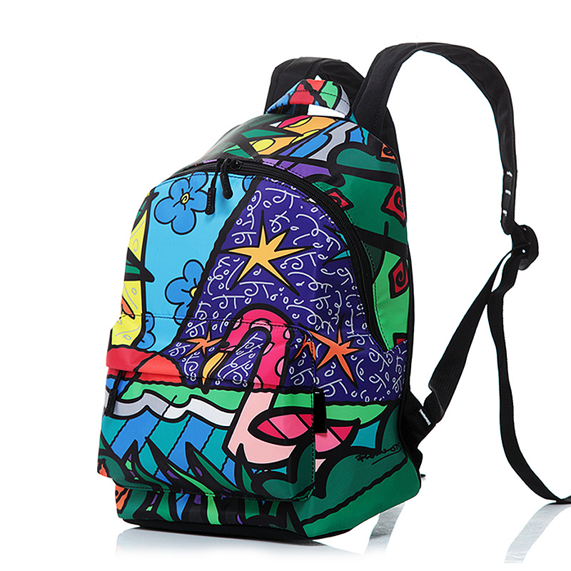 Hot Wild HOT SALE OUTDOOR DAILY BACKPACKS RACK SACKS BAGS CASUAL CANVAS BACKPACK GIRLS SCHOOL BACKBAGS(China (Mainland))
