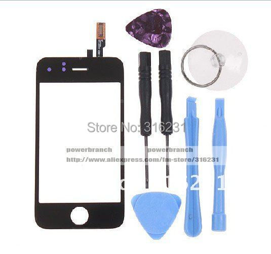 LCD Touch Screen Digitizer For Apple iPhone 3G + Tools